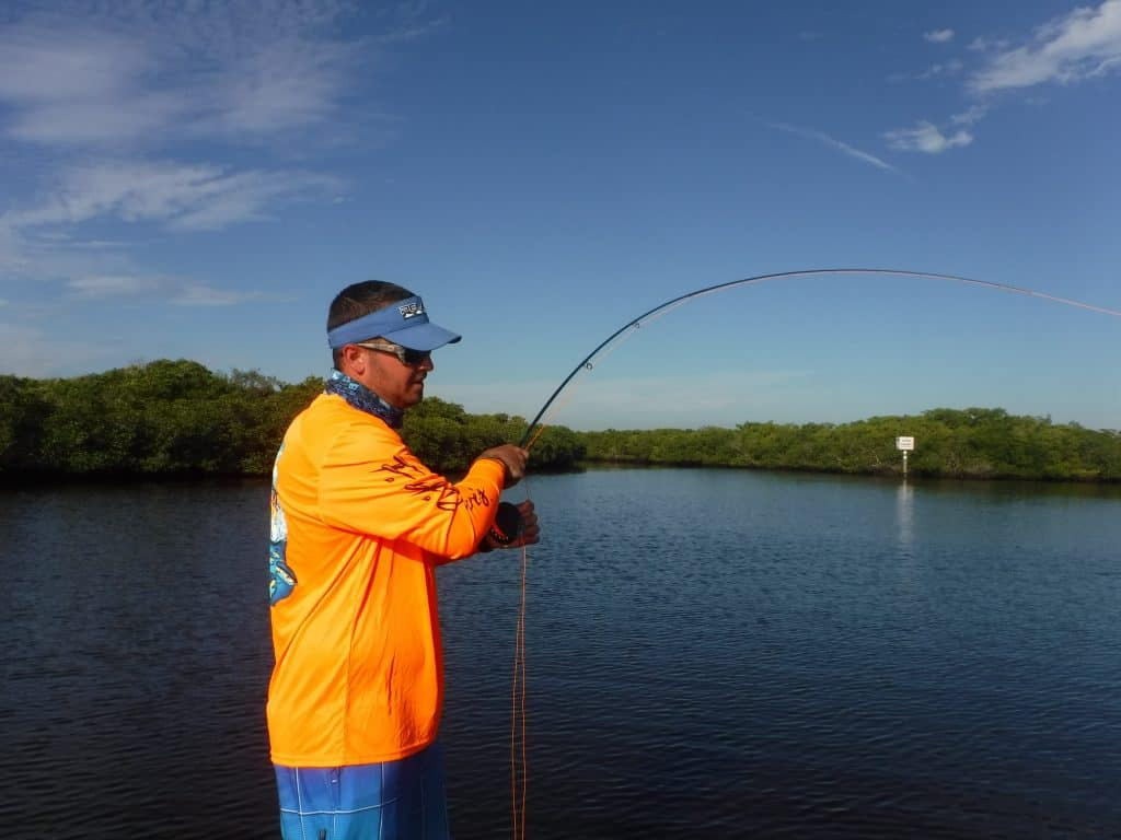 Fly fishing Sarasota