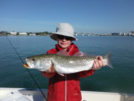 Lido Key fishing charters