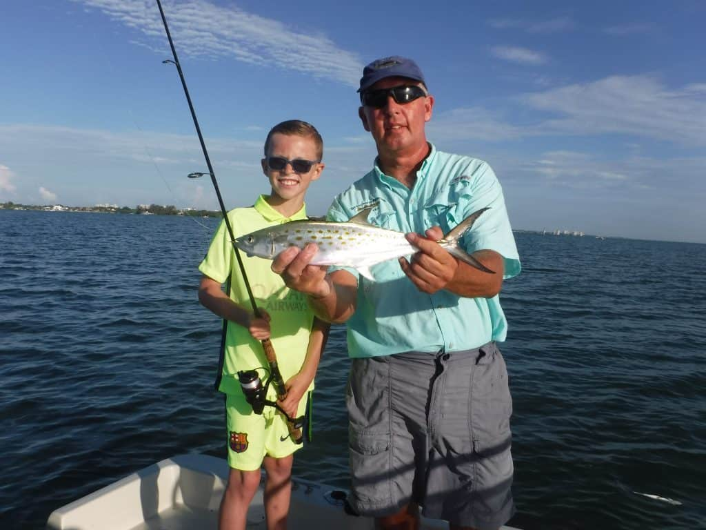 best Sarasota fishing charter