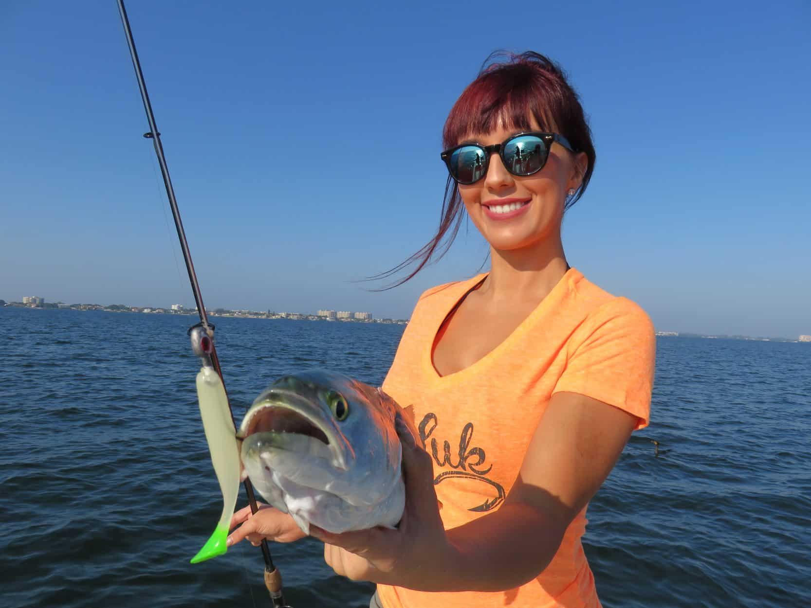 best 6 Sarasota fishing lures