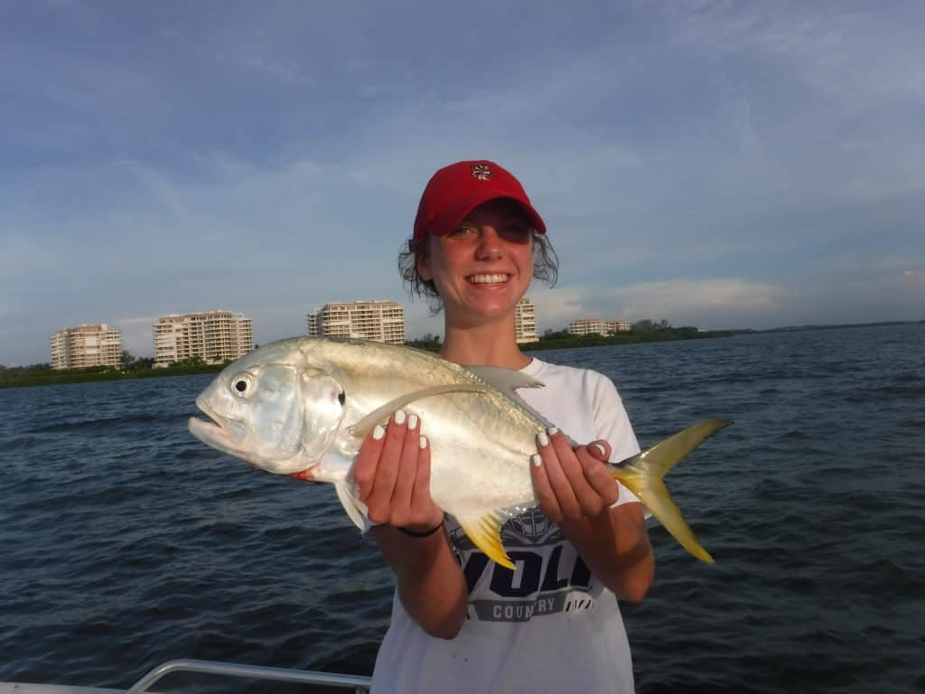 Sarasota red tide fishing