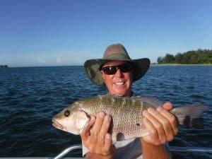 Sarasaota mangrove snapper fishing
