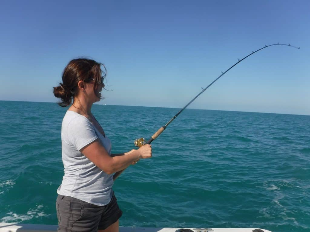 fishing report for Sarasota, Florida