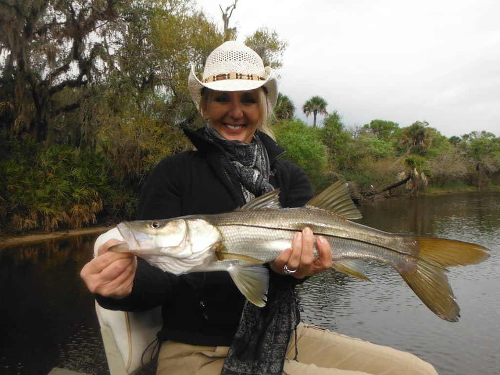 river snook fishing charter