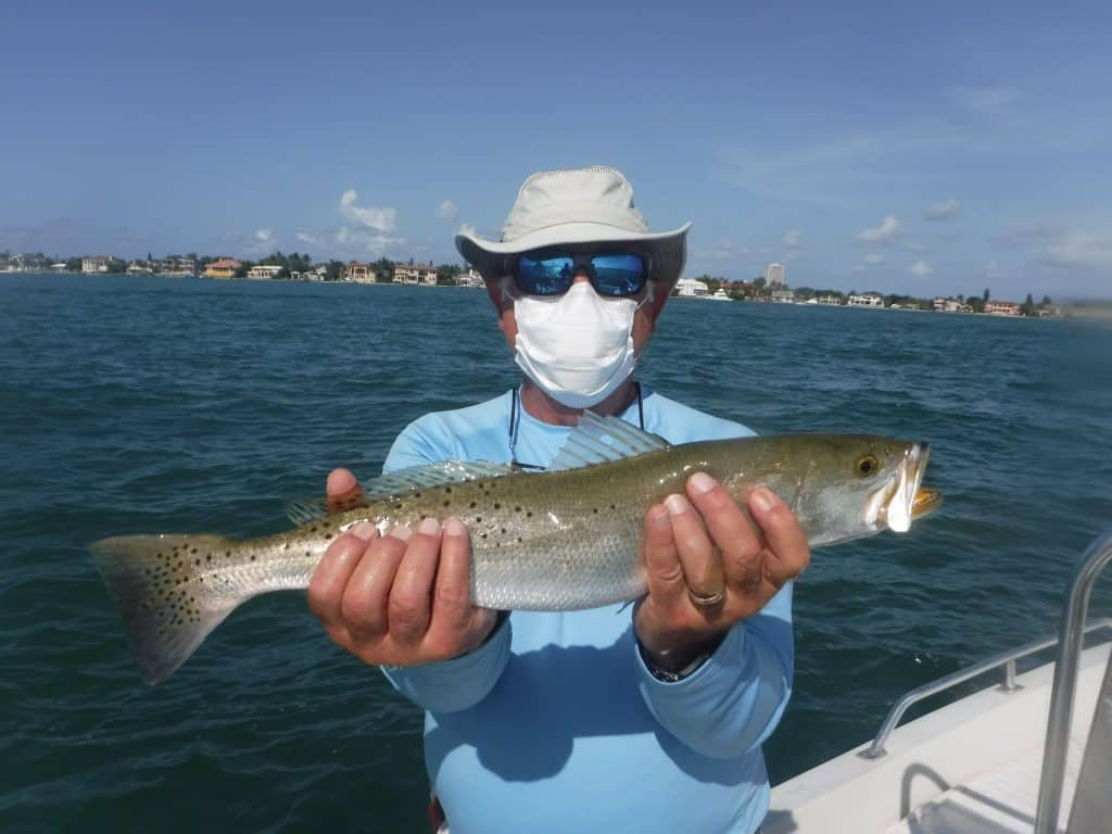 Sarasota fishing report