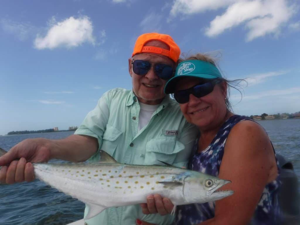fishing report Sarasota