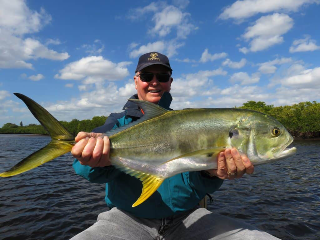 light tackle trolling in saltwater