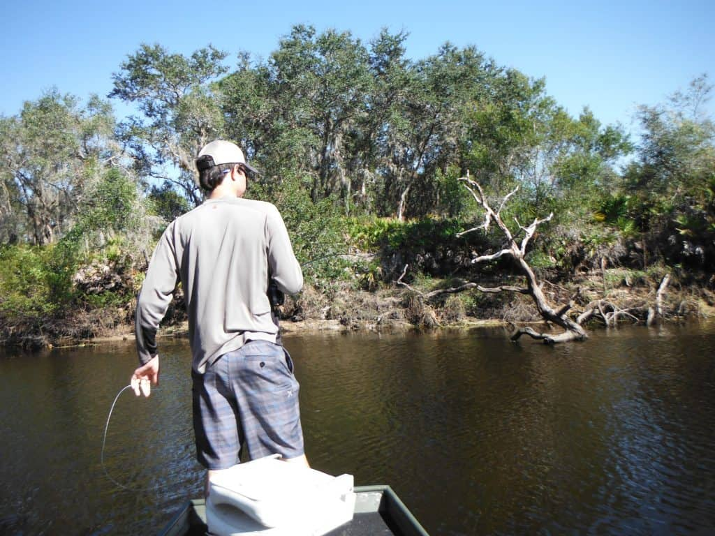 fishing for panfish in Florida