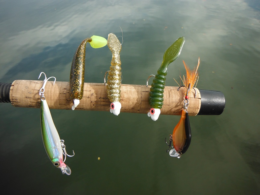 Saltwater fishing with artificial lures