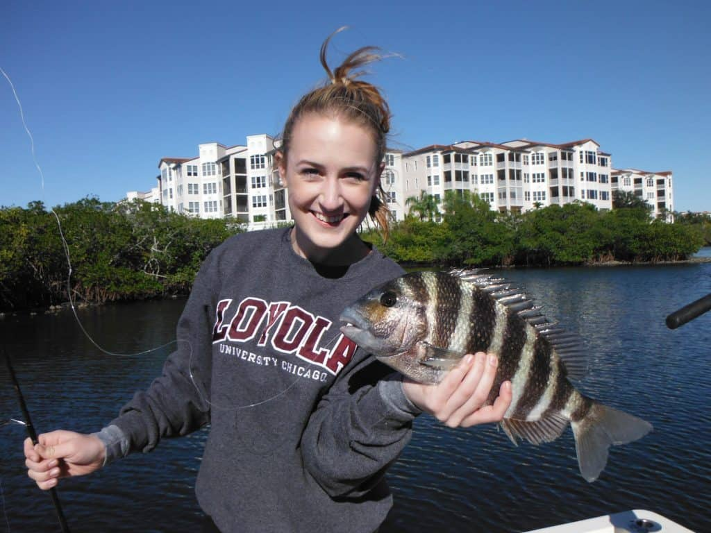 Best 15 sheepshead fishing tips
