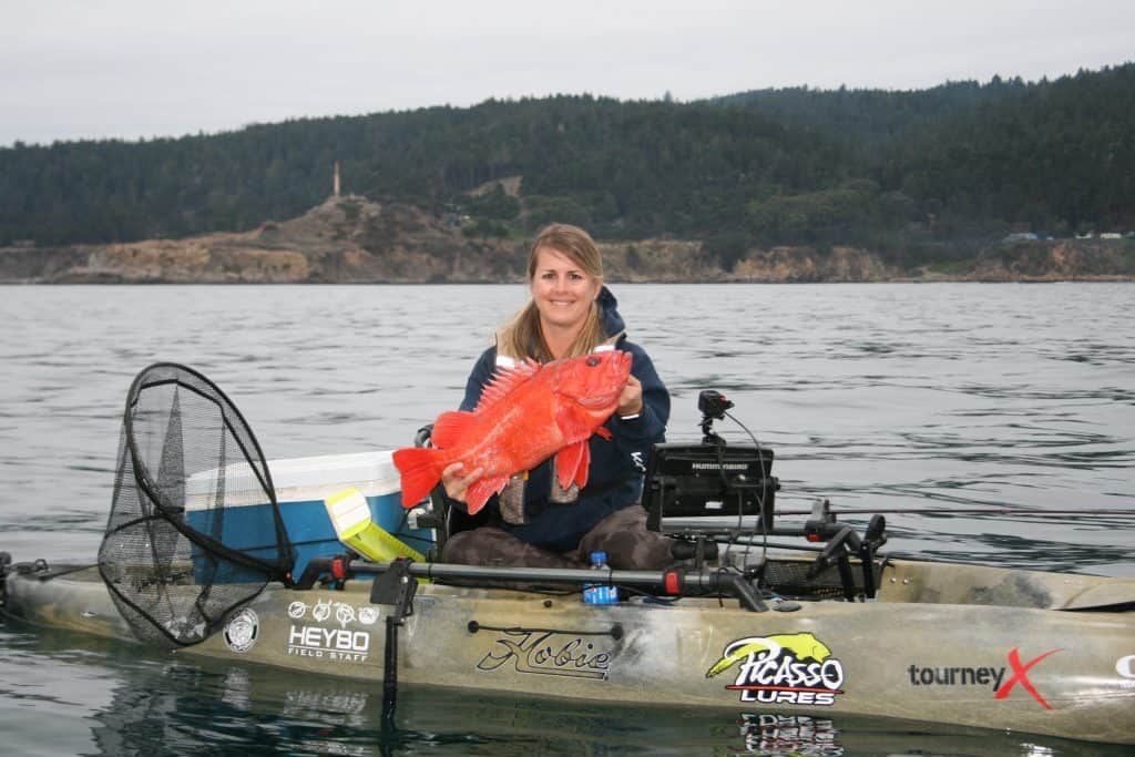 kayak fishing for beginners