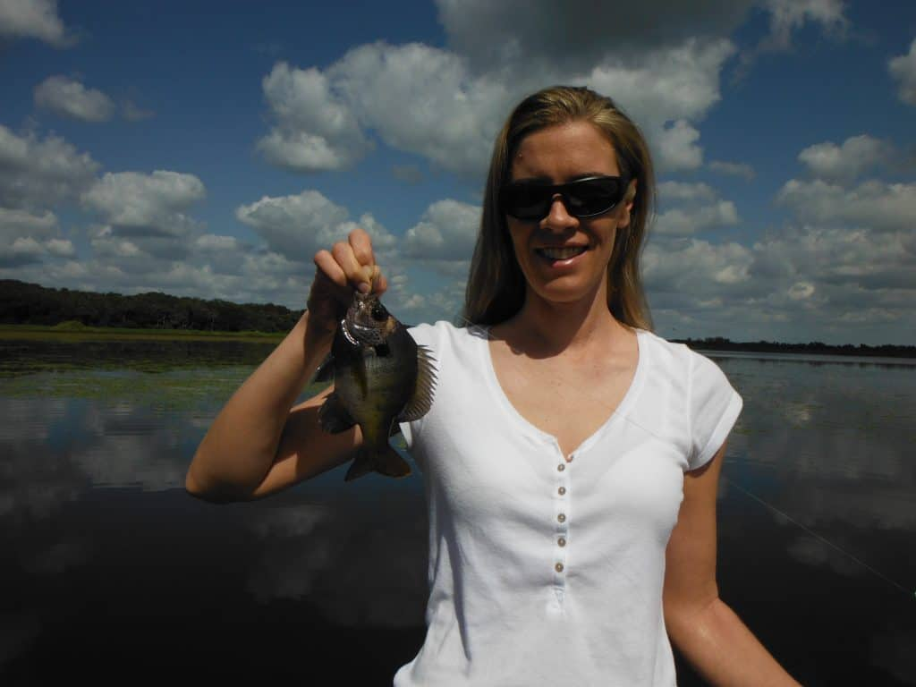 Florida panfish fishing