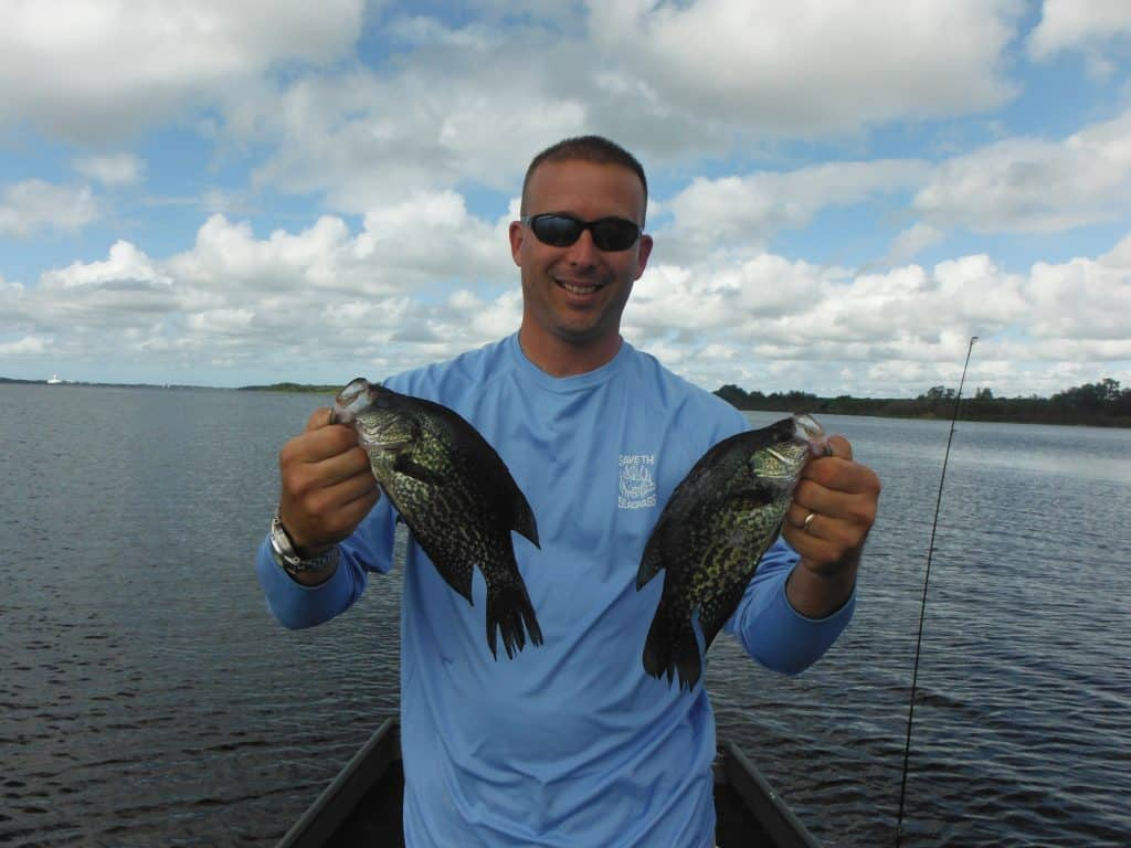 Fishing for Florida crappie