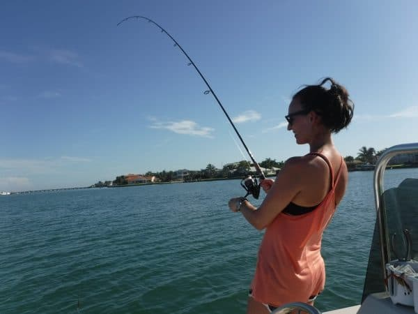 Spanish mackerel and false albacore fishing tips