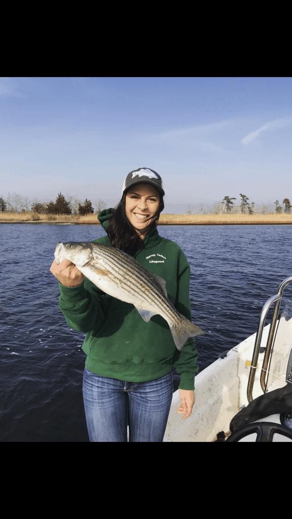 New Jersey bass fishing