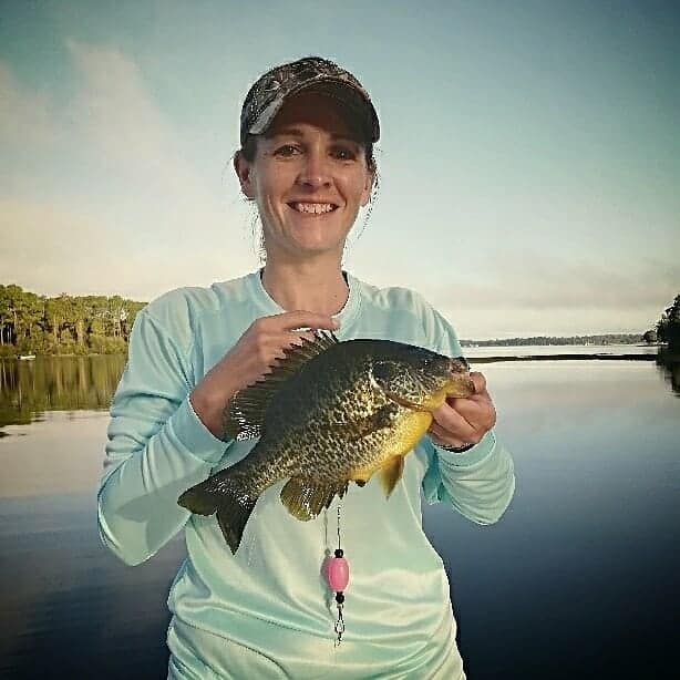 Texas panfish