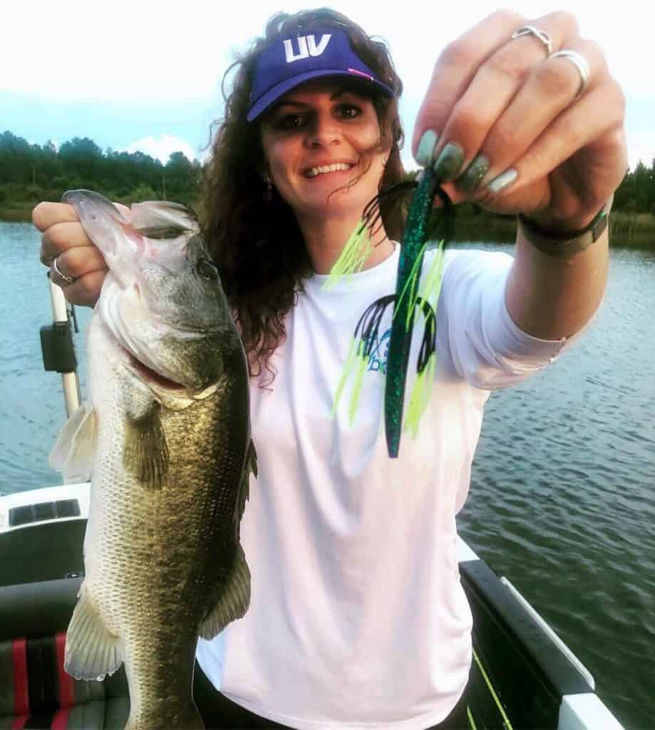 Florida tournament bass fishing