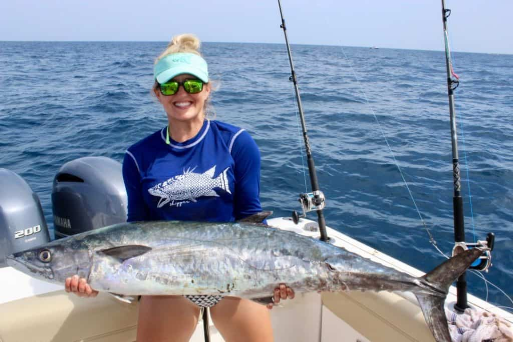 Florida king mackerel fishing
