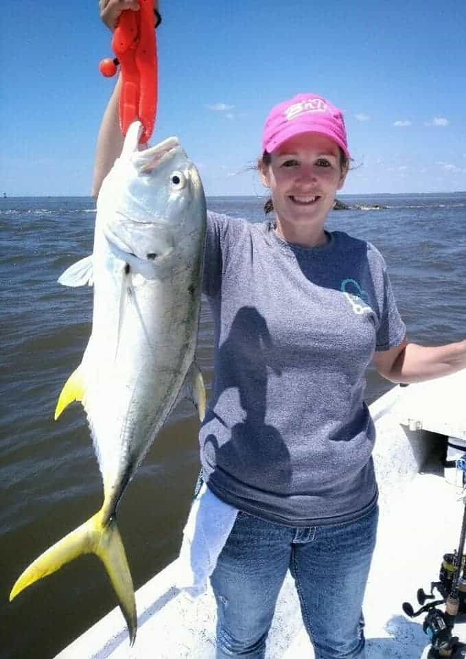 jack crevalle fishing in Texas
