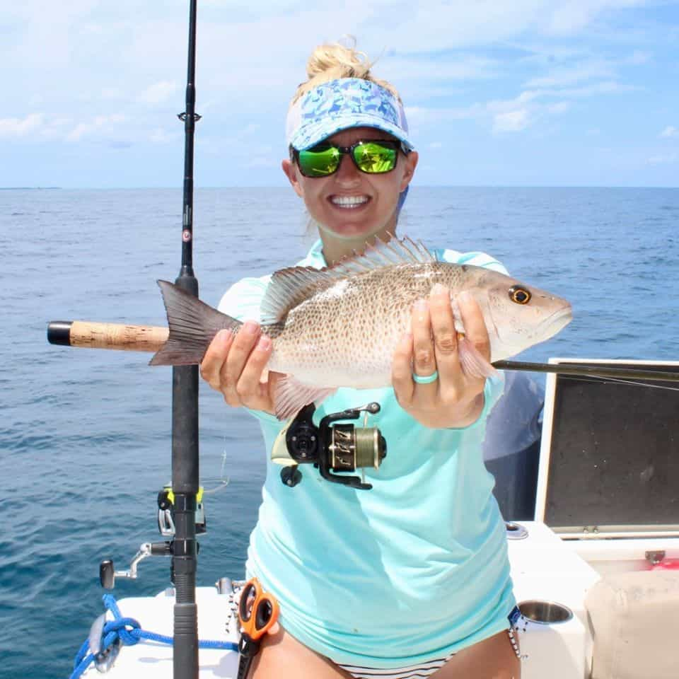 fishing for snapper