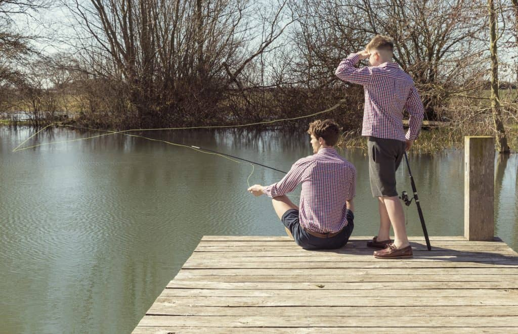 Top Yorkshire fishing spots