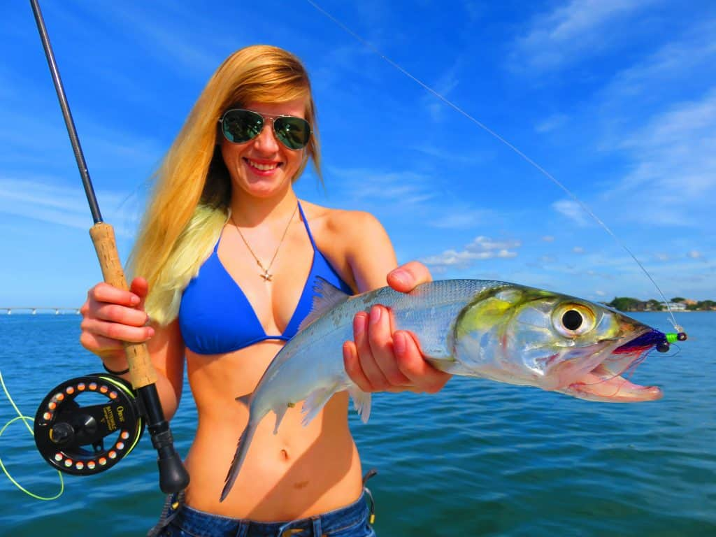 fishing for ladyfish in Florida