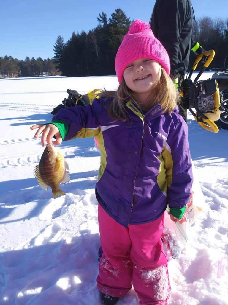 fishing for panfish