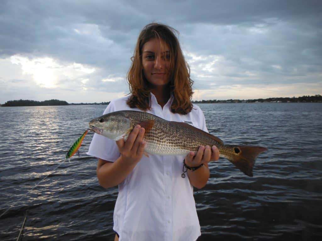 best fishing lures for redfish