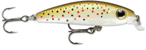 Rapala Ultralight floating minnow