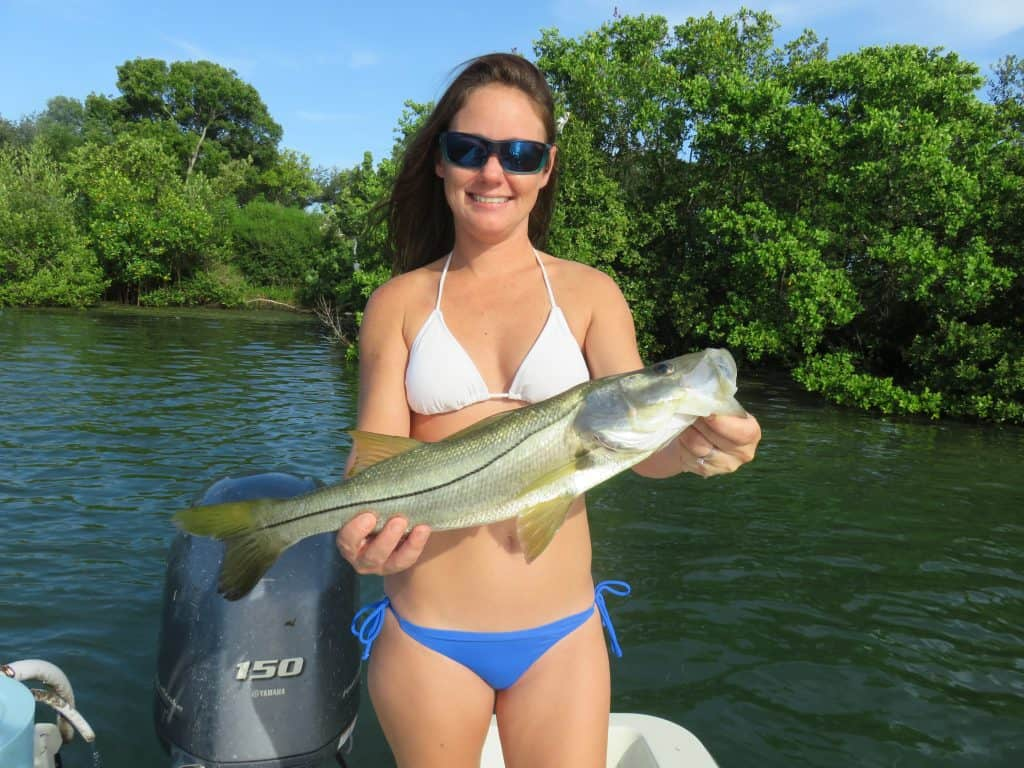 fishing in Bikinis