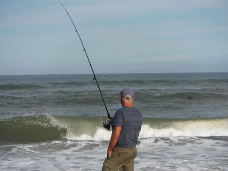 Florida surf fishing