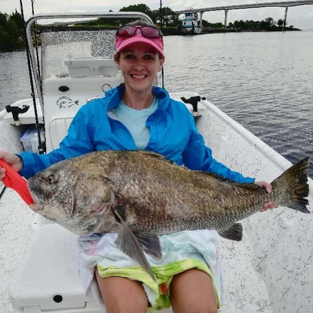 fishing for black drum