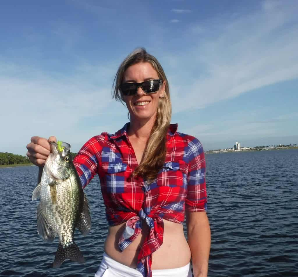 best lures for crappie